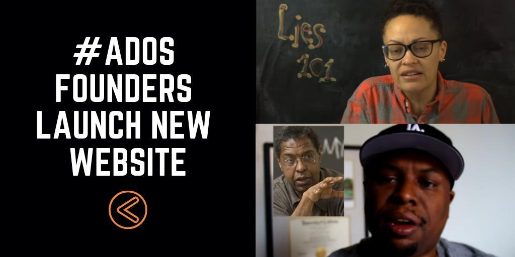 #ADOS Founders Launch New Website